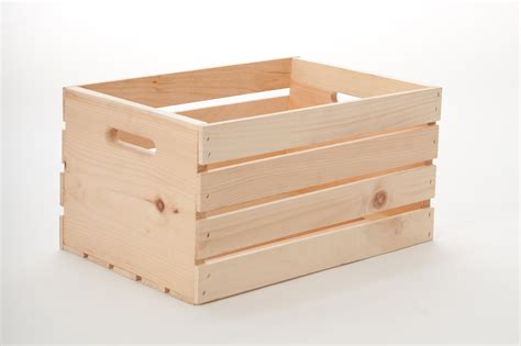 wooden canada stor pine wood crate