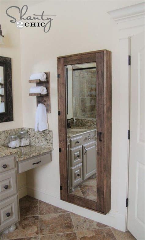 diy cabinet storage diy bathroom storage cabinet