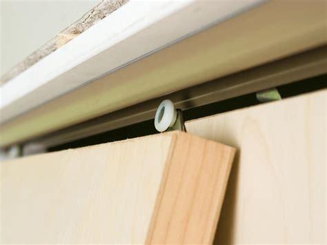 how to install sliding closet doors on tracks installing a sliding closet door how tos diy