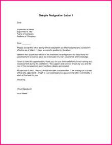 10 the perfect resignation letter samples