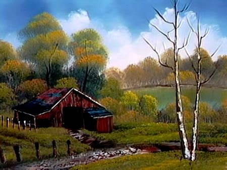 bob ross painting barns twoinchbrush bob ross database list of all bob ross