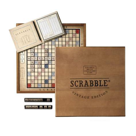scrabble vintage edition scrabble vintage edition 187 gadget flow