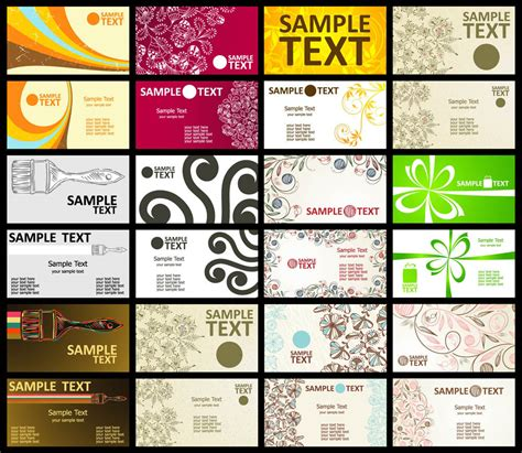 make your own cards free templates business card templates free for word printable