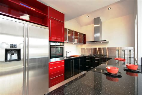 Red Kitchen Design Ideas decoration the white kitchen modern color combination
