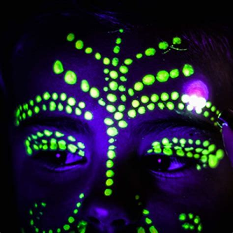 glow in the paint ireland paintglow uv and paint blue fancy dress costumes