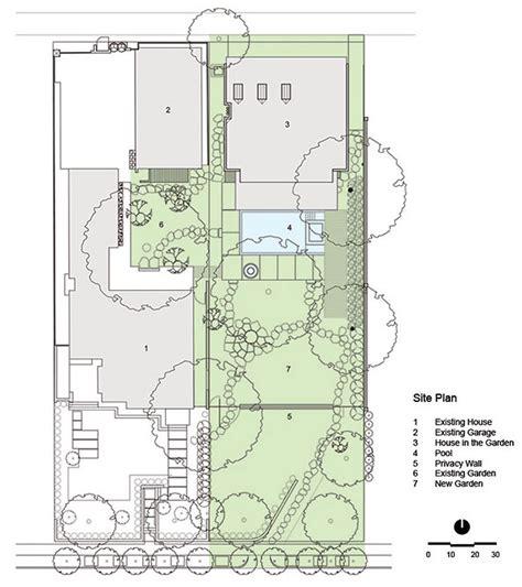 garden home house plans garden house site layout plan home design and home