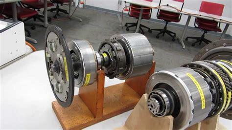 Hybrid Electric Motor by Hybrid Electric Motor Magnetic Field Strength