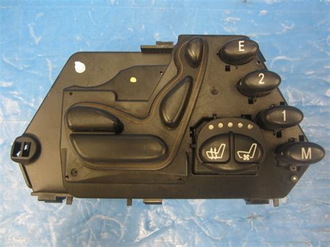 Used Mercedes Parts by Mercedes Seat Switch 2208209851 Used Auto Parts