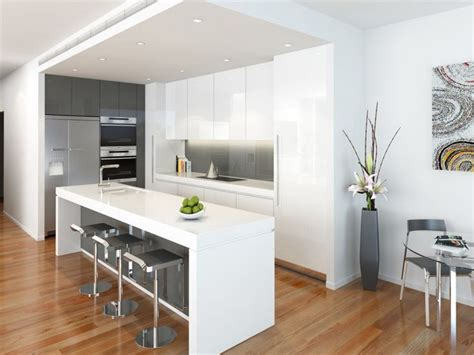 modern kitchen design in revolutionizing 17 best ideas about modern white kitchens on