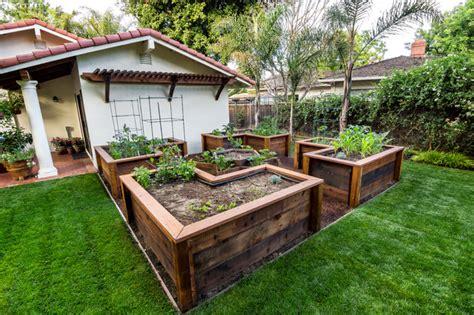 raised bed designs vegetable gardens raised garden bed exles on raised garden