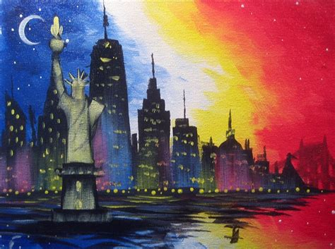 paint nite nyc schedule paint nite new york city cruise