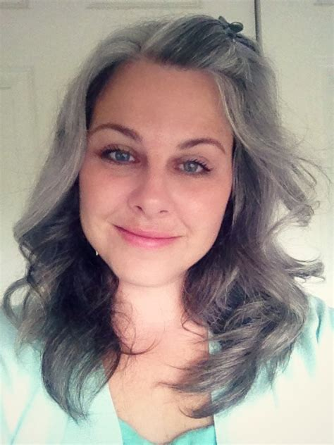 growing out gray hair how bourgeois my top four tips for getting the nicest