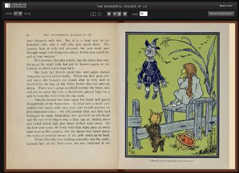 wizard of oz picture book the wonderful wizard of oz classic books read gov