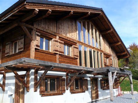 chalets deffayet construction de chalets sixt constructeur chalets bois samo 235 ns haute savoie 74