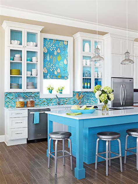 blue kitchen tiles ideas blue backsplash