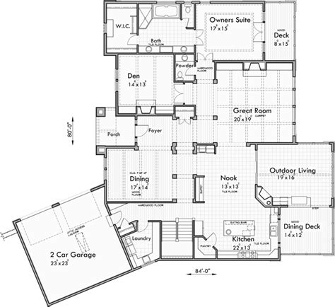 luxury walkout basement home plans luxury house plans daylight basement house plans custom