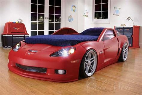 corvette bed corvette z06 bed upgrades your childhood