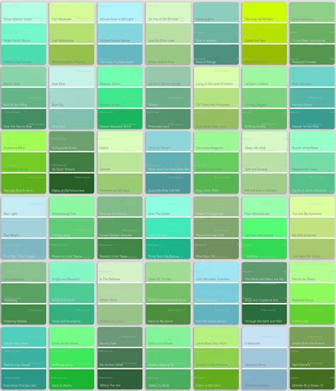 home depot paint colors names blue green paint color names myideasbedroom