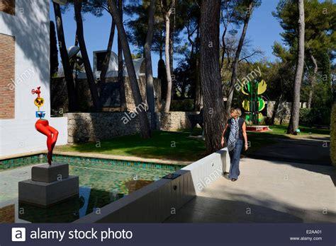 Der Garten Miro by Miro Sculpture Garden Stockfotos Miro Sculpture