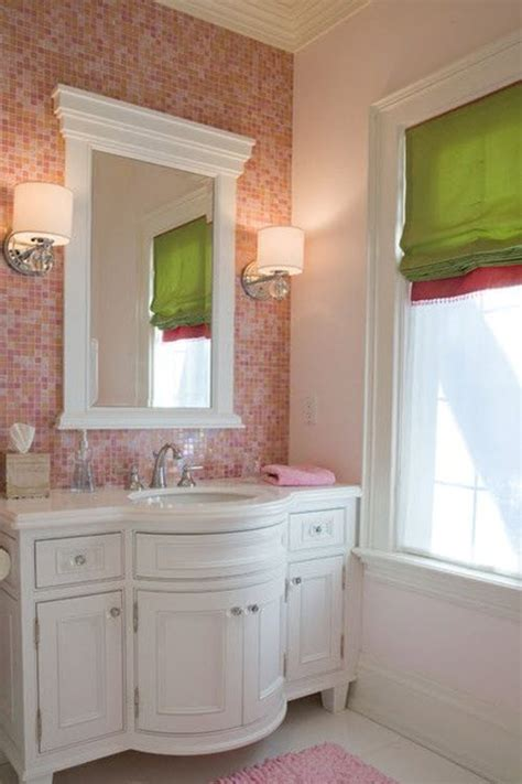 pink and green bathroom ideas 24 pink glitter bathroom tiles ideas and pictures