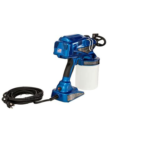 home depot paint sprayer electric new graco 16n673 truecoat pro ii electric airless paint