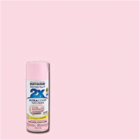 home depot paint pink rust oleum painter s touch 2x 12 oz gloss pink