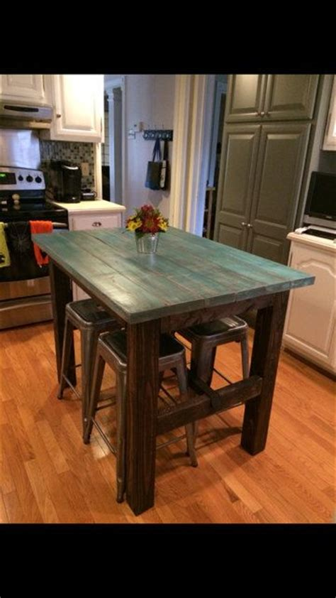bar height dining table 25 best ideas about bar height table on bar