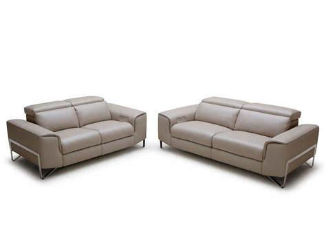 modern leather recliner sofa modern reclining sofa set vg881 leather sofas