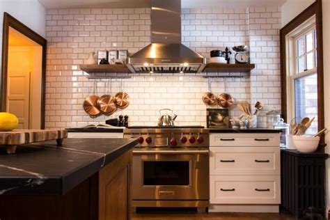 9 kitchens with show stopping backsplash hgtv s