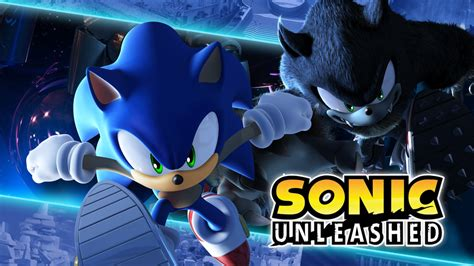 sonic unleashed sonic unleashed fan wallpaper sonic and werehog by
