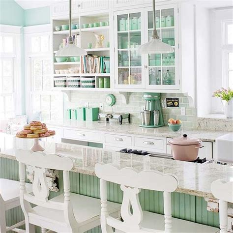 cottage style kitchen cabinets 20 charming cottage style kitchen decors