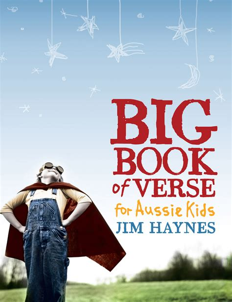 big book of the big book of verse for aussie edited by jim