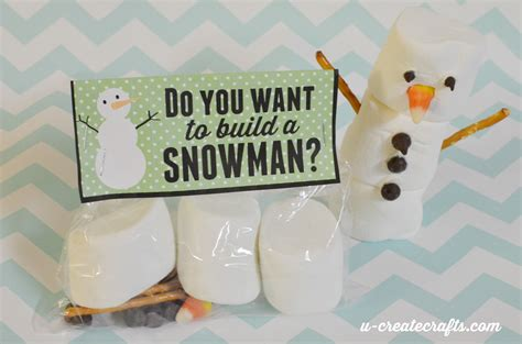 kits to make free printable quot do you want to build a snowman quot craft kits