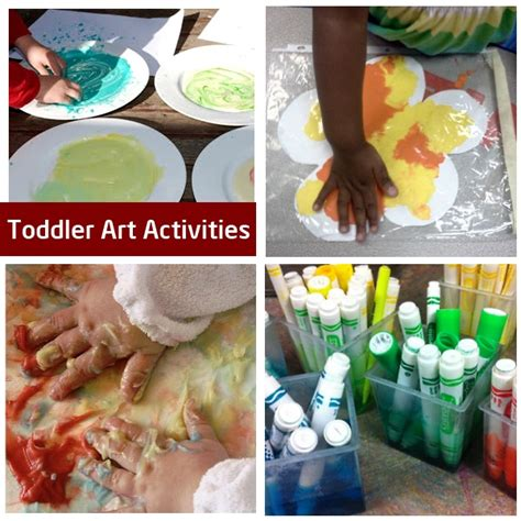 craft projects for babies 19 engaging activities for 1 year olds activities