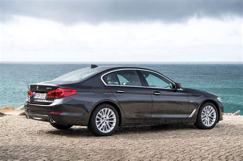 Bmw Of by Bmw 5 Series Saloon 2017 Features Equipment And