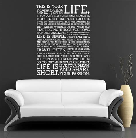 wall decor stickers quotes bedroom vinyl wall quotes quotesgram