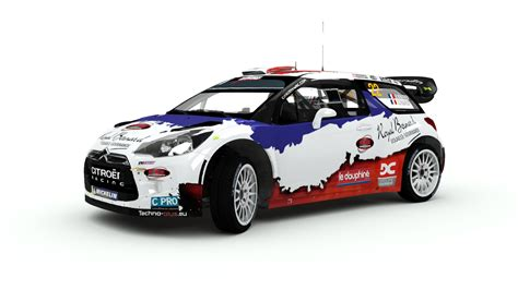 Citroen Ds3 Wrc by Citroen Ds3 Wrc 2013 Bouffier Mesa S Artworks Mesa S