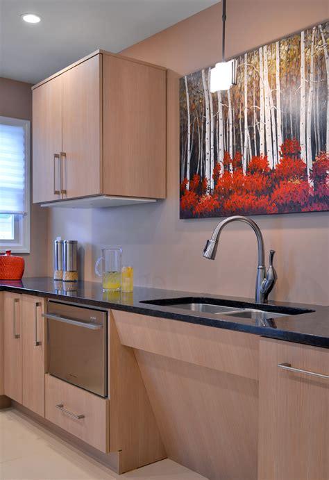 universal kitchen design ada accessibility universal kitchen design new york