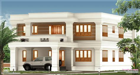 house plans with flats contemporary house plans with flat roof modern house