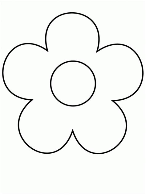 flower simple simple flower drawing search results calendar 2015