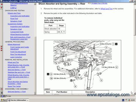 book repair manual 2000 lincoln ls user handbook ford usa technical services 2004 2005