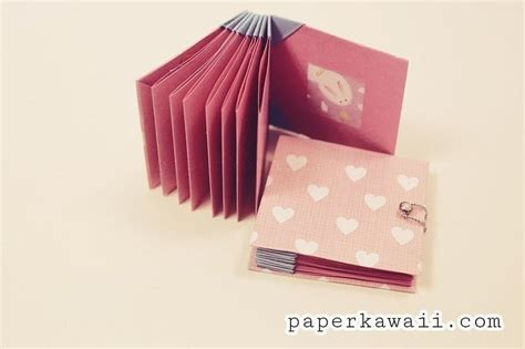 make an origami book origami book blizzard style tutorial 183 how to make a bound