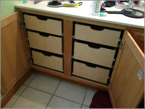 pull out drawers for kitchen cabinets lowes cabinet pull out drawers home design ideas