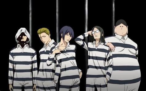 prison school prison school season 2 release date trailer and images