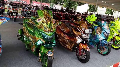 Tempat Modifikasi Motor by 68 Tempat Modifikasi Yamaha Nmax Di Bandung Modifikasi