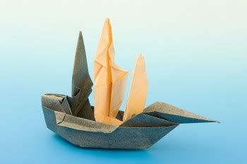 origami ships the origami forum view topic sailing ship