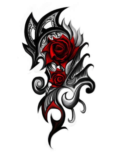 rose tattoo stencils best tattoo design ideas