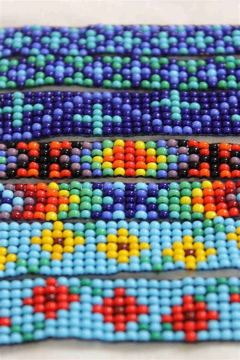 how to make bead loom patterns patterns for beaded bracelets on a loom images