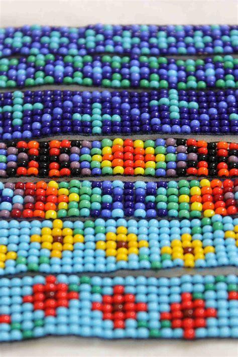 how to make beaded bracelets on a loom patterns for beaded bracelets on a loom images
