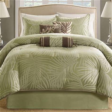 comforter sets at jcpenney bermuda 7 pc comforter set jcpenney home bedding
